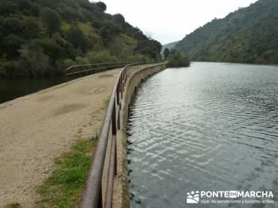 Senderismo Madrid - Pantano de San Juan - Embalse de Picadas; lugares para visitar en madrid